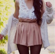 7iza1w-l-610x610-shirt-shorts-heart-tights-high-waisted-cardigan-lace-blouse