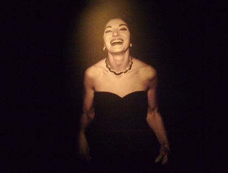 Maria callas the muse wandering muses - Callas casta diva ...