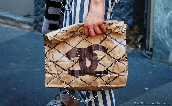 high fashion paper chanel bag meme knockoff_thumb high fashion paper chanel bag meme knockoff_thumb wandering muses