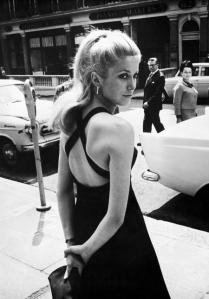 Catherine Deneuve In London, 1964