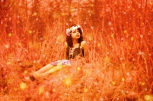 fairy-inspiration-inspiring-orange-photography-Favim.com-219287