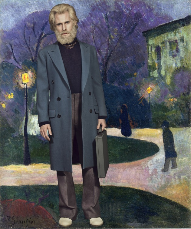 Lanvin X Paul Serusier